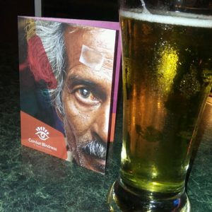 Pint And Brochure At Pints For Sight