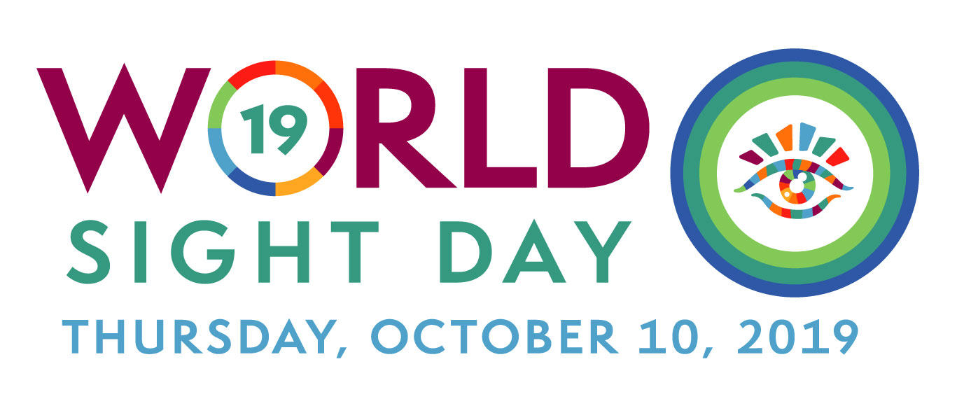 2019 World Sight Day Logo