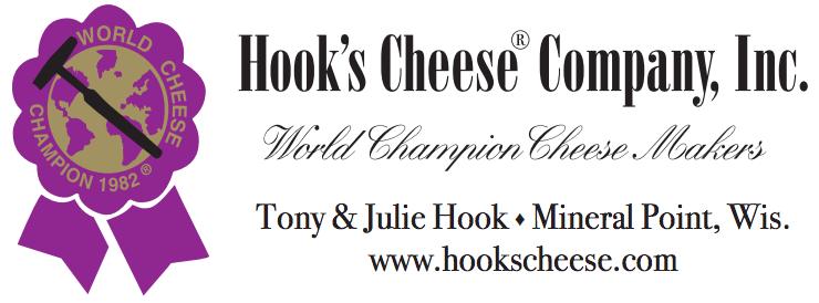 Hook's Cheese Company, Inc. Logo