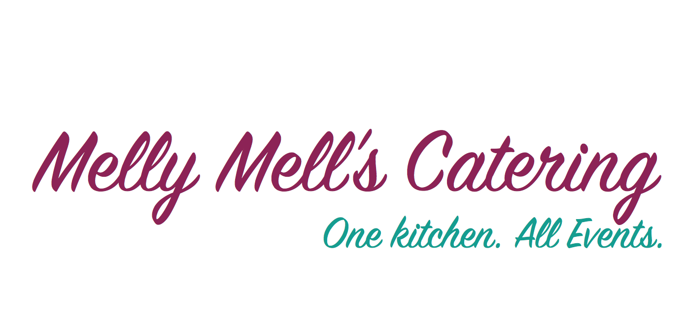 Melly Mell's Catering Logo