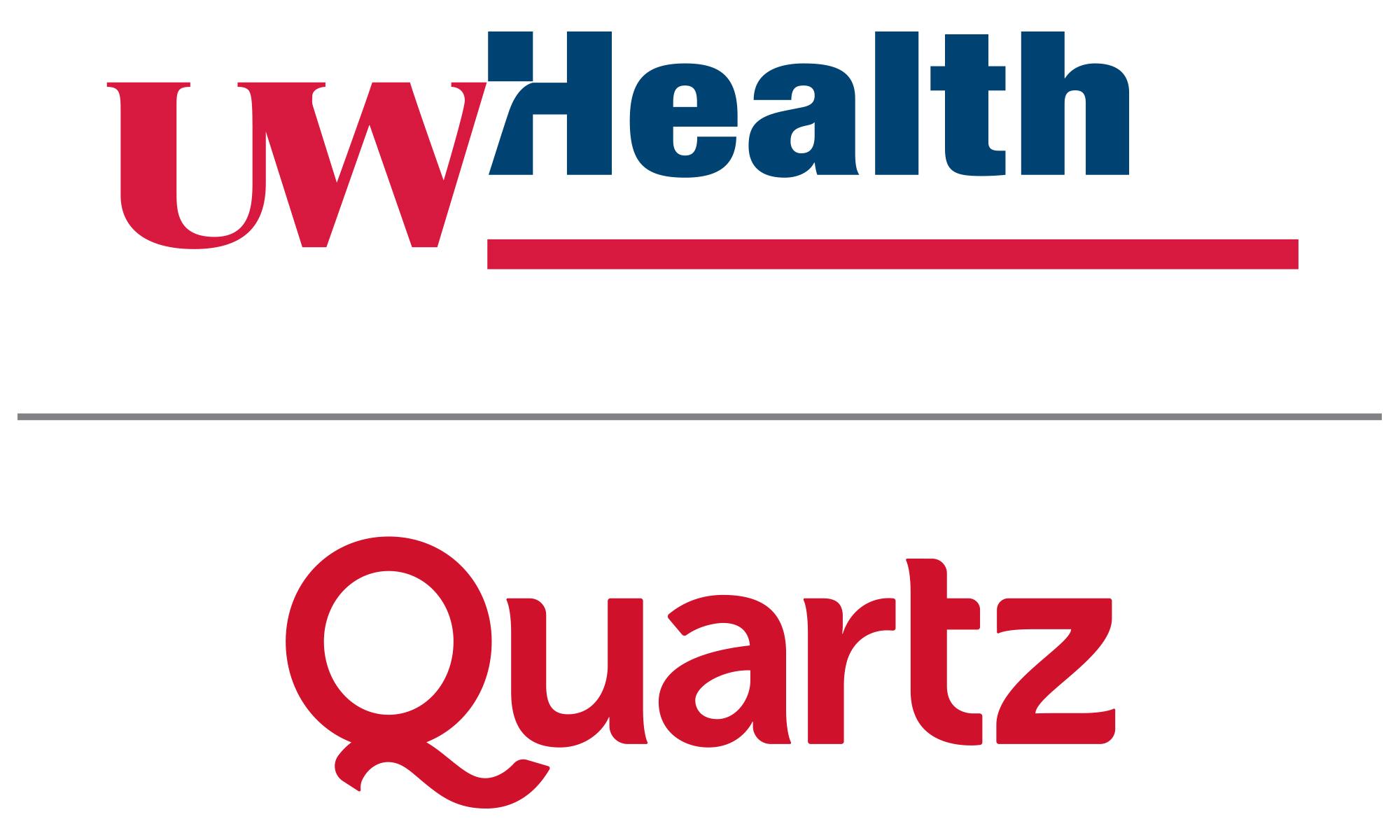 UW Health/ Quartz Logo