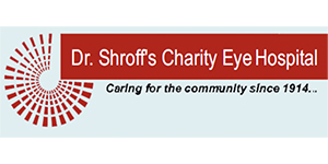 Dr. Shroff's Charity Eye Hospital Logo