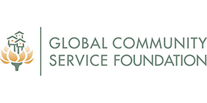 Global Community service Foundation logo
