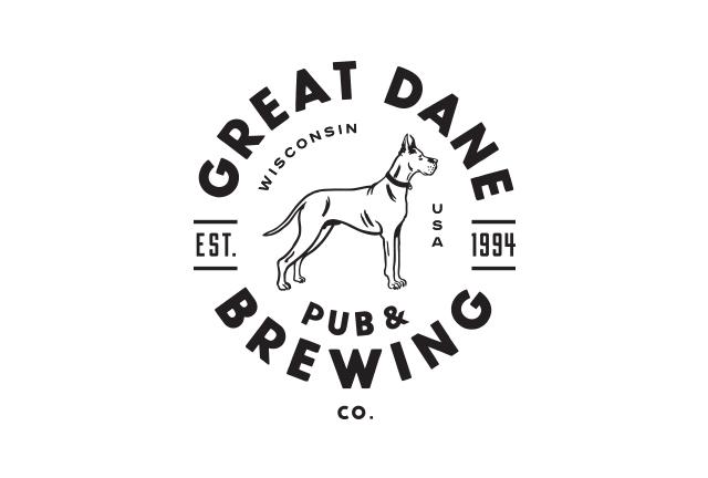 Great Dane Pub & Brewing Logo