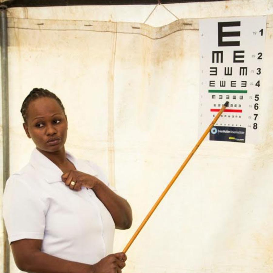 Nurse In Africa