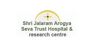 Shir Jalaram Arogya Seva Trust Hospital Logo