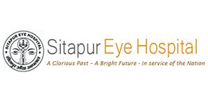 Sitapur Eye Hospital Logo