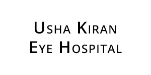Usha Kiran Eye Hospital logo