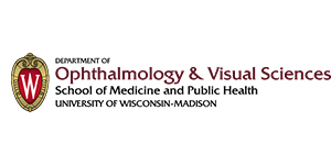 UW-Madison Department Of Ophthalmology And Visual Sciences Logo