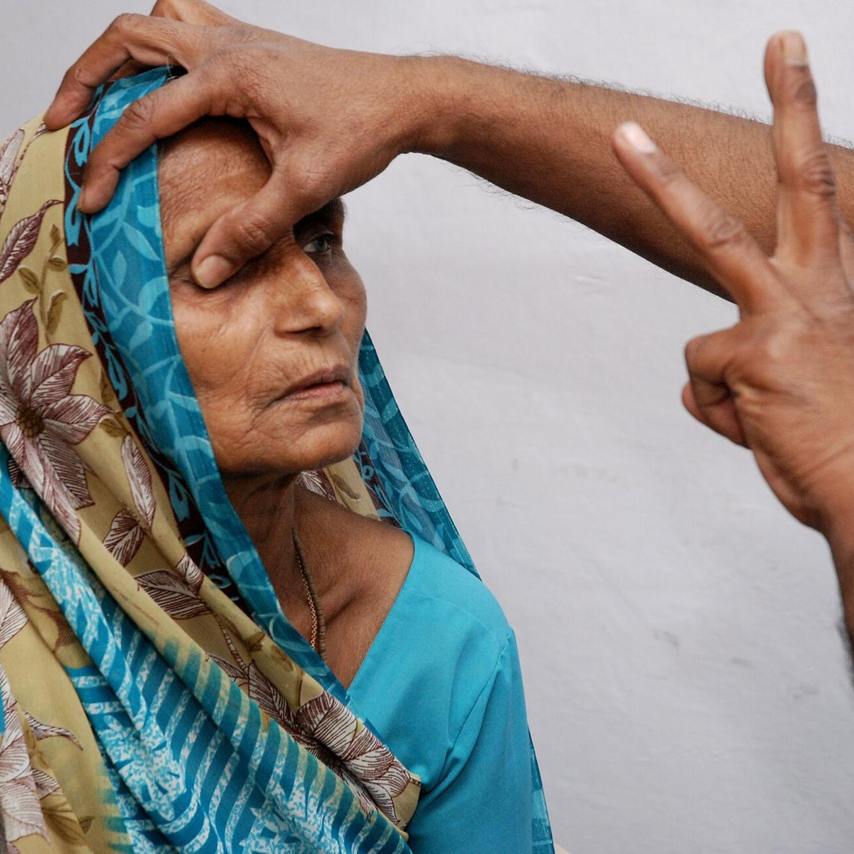 CBI Celebrates Women's Eye Health