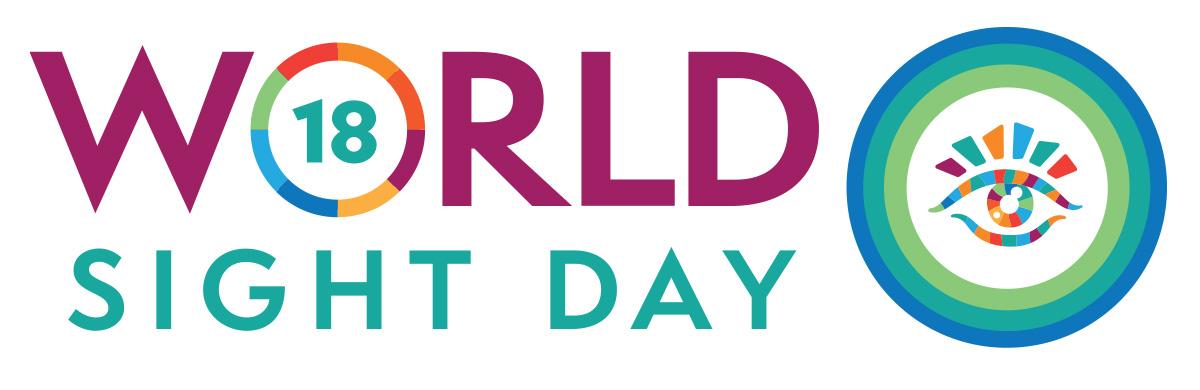2018 World Sight Day Logo