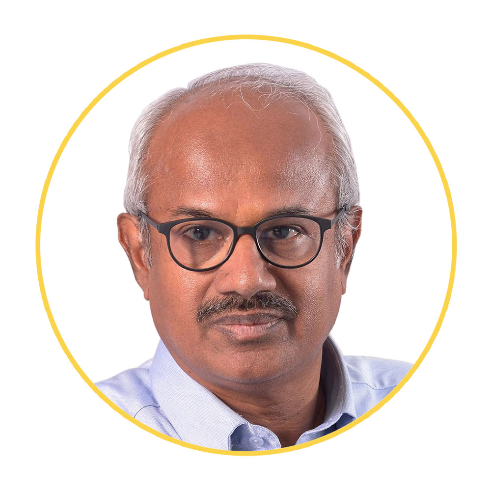Headshot of R.D. Sriram