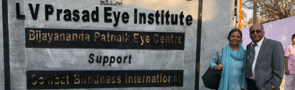 CBI opens Surgical Eye Center in Odisha, India