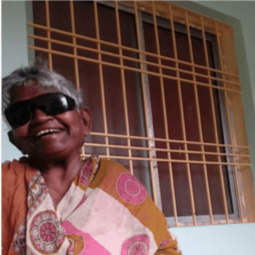 Jatani Received her Cataract