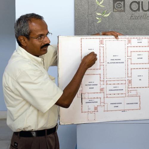 RD Sriram Aurolab Managing Director