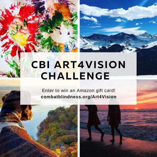 CBI Art4Vision Challenge Icon