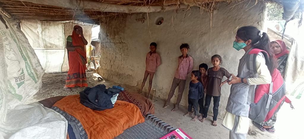 Shakti Project screening brings eye care to the rural poor